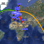 A WSPR overview from 07.11.2012