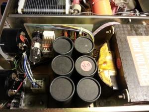 MLA-2500 HV electrolytics